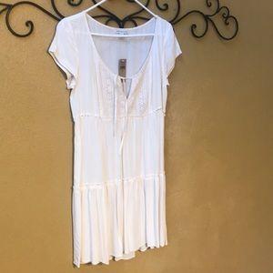American Eagle Short Sleeve Babydoll dress